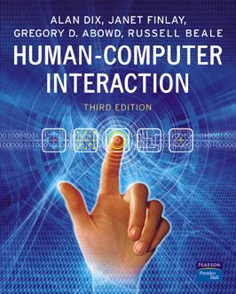 Human-computer Interaction 3rd Edition