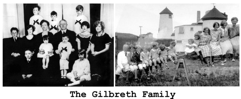 gilbrethfamily